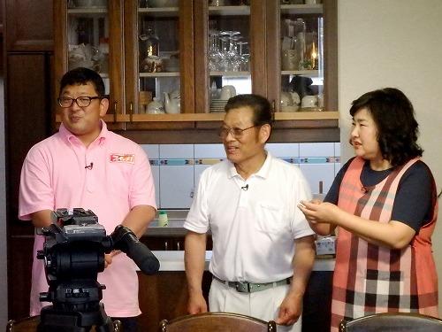 東海テレビ 「スイッチ」の取材